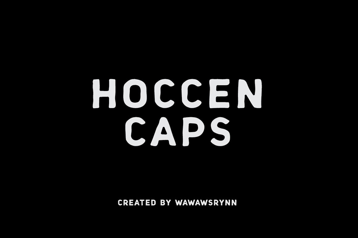 HOCCEN CAPS example image 5