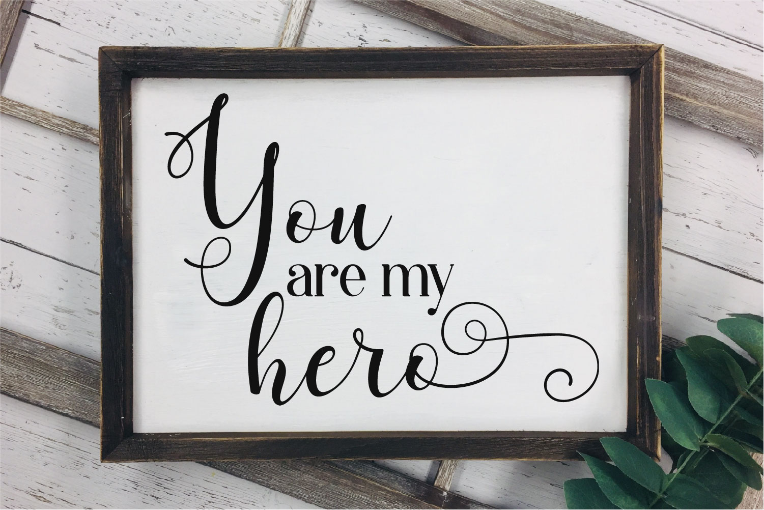 You Are My Hero SVG, Sublimation PNG EPS File example image 2