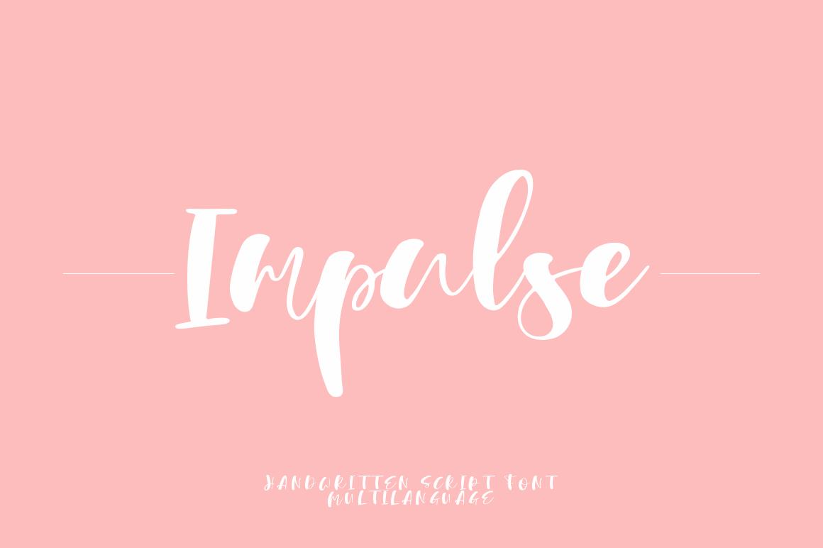 Impulse example image 1