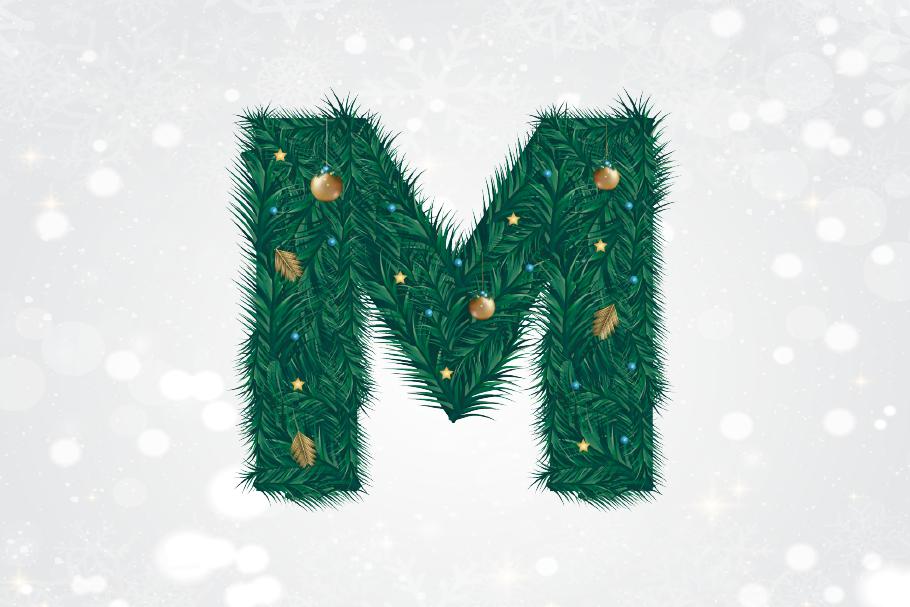 Christmas Font example image 3