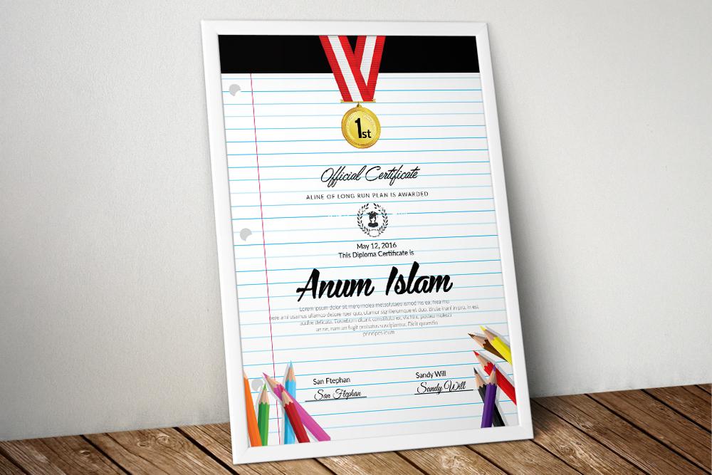 10 Certificates & Diploma Bundle example image 6