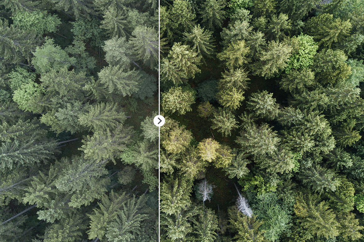 45 Lightroom Presets for Aerial Photography with Drones example image 3
