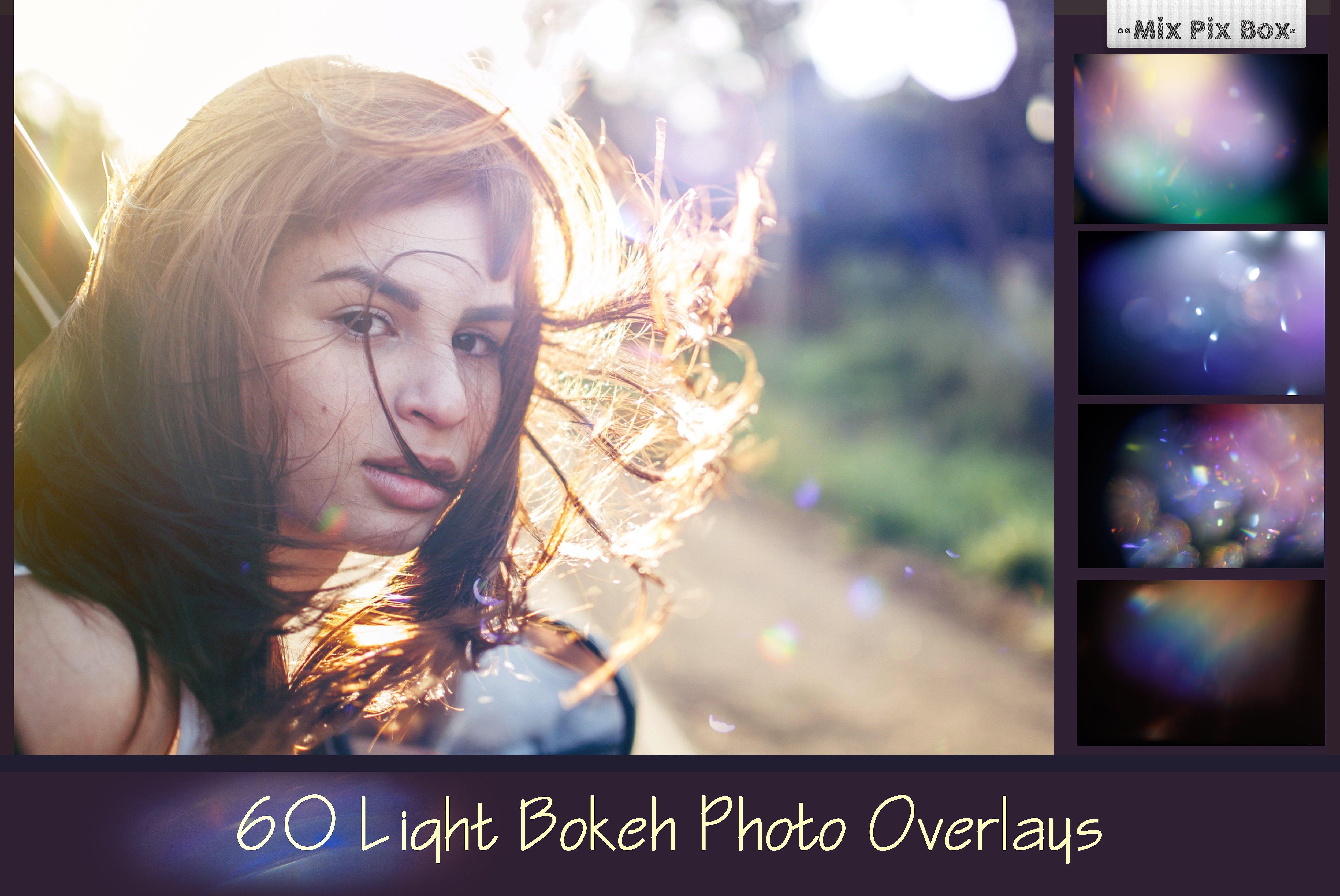 900 Photo Overlays Bundle example image 11