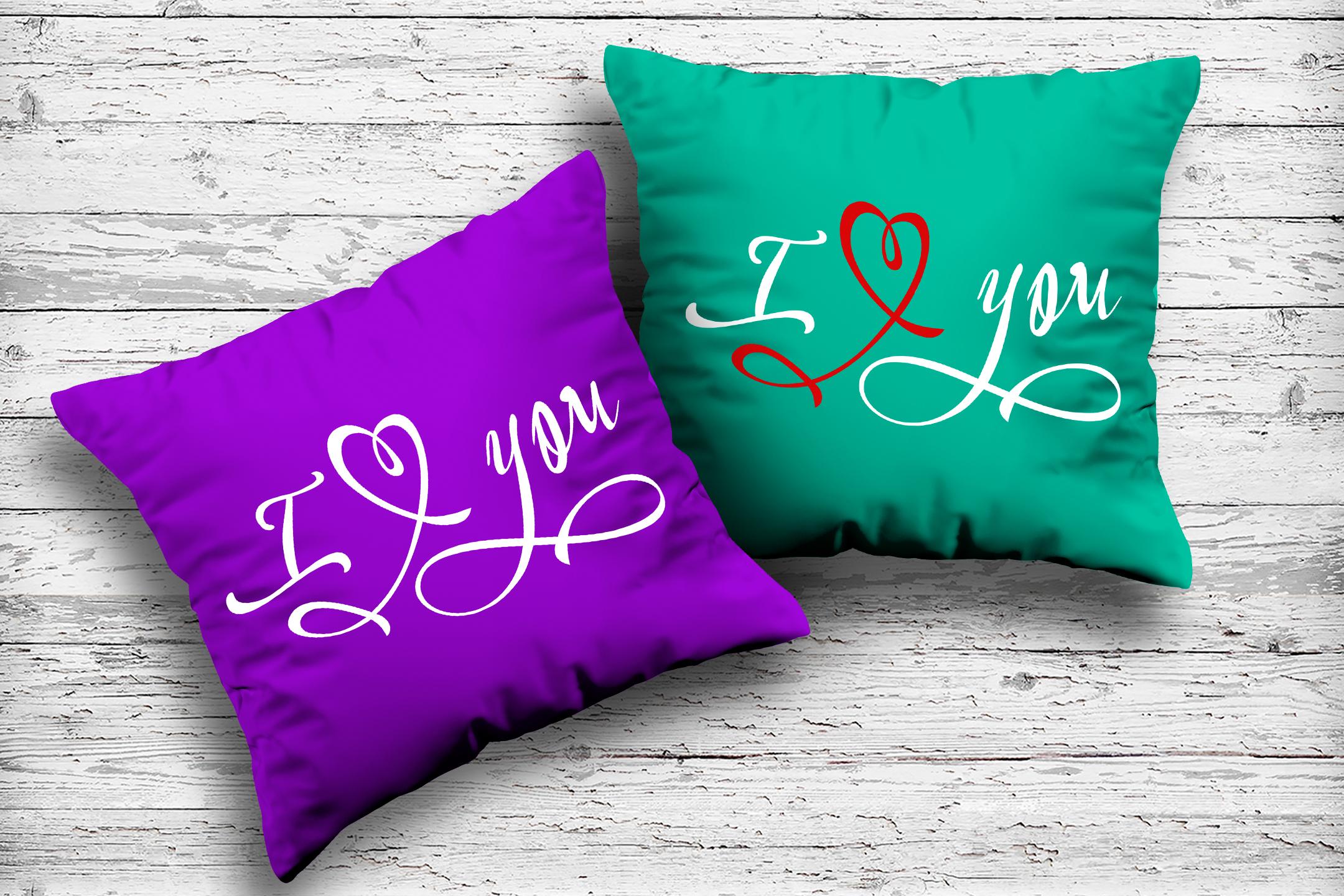 I love you svg Valentine svg Love heart svg example image 5