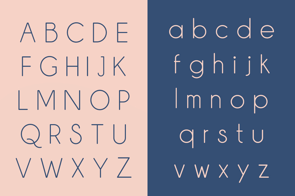 Quill & Ink Sans Font example image 6