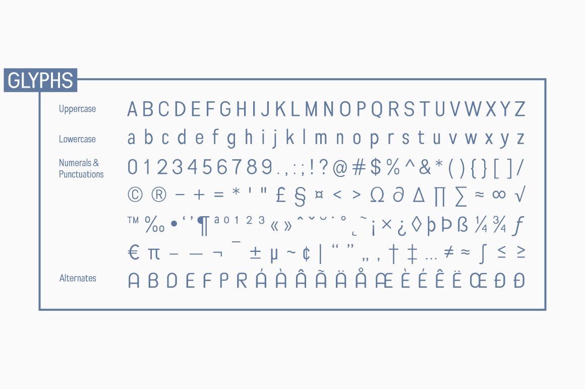 Engula Sans Serif Family example image 5