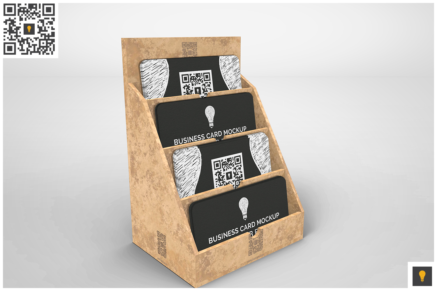 Business Card Holder Mockup example image 7