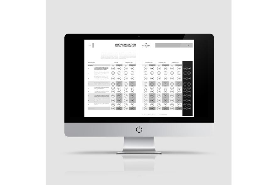 eShop Evaluation Digital Form Template example image 6