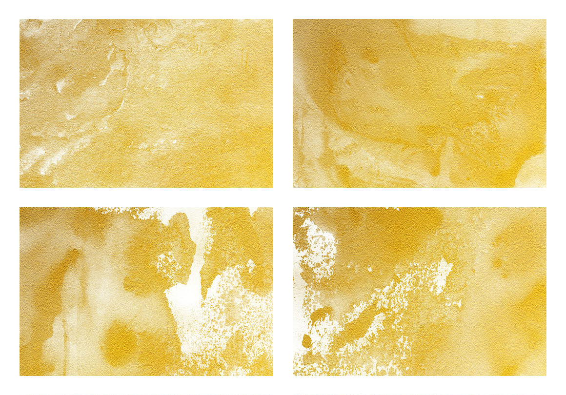 Watercolor Textures White and Gold example image 6