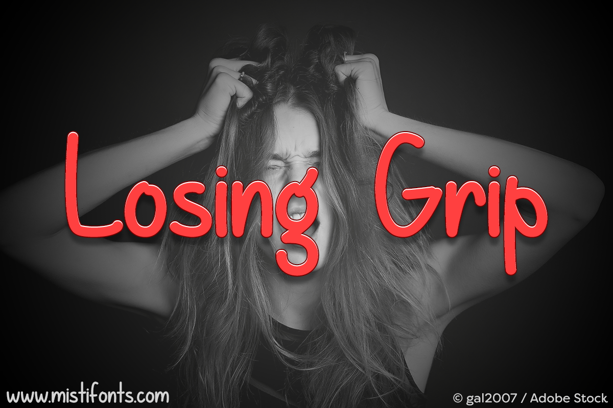 Losing Grip example image 1