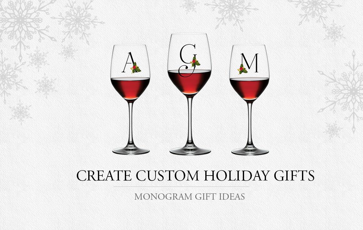 Holiday Alphabet Design Set example image 2