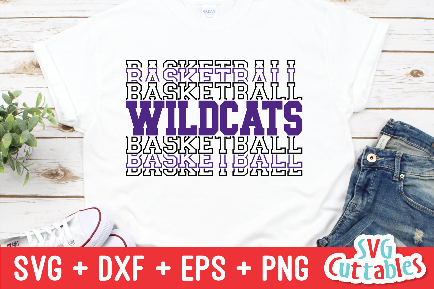 Basketball Template 0041 | Cut File example image 5