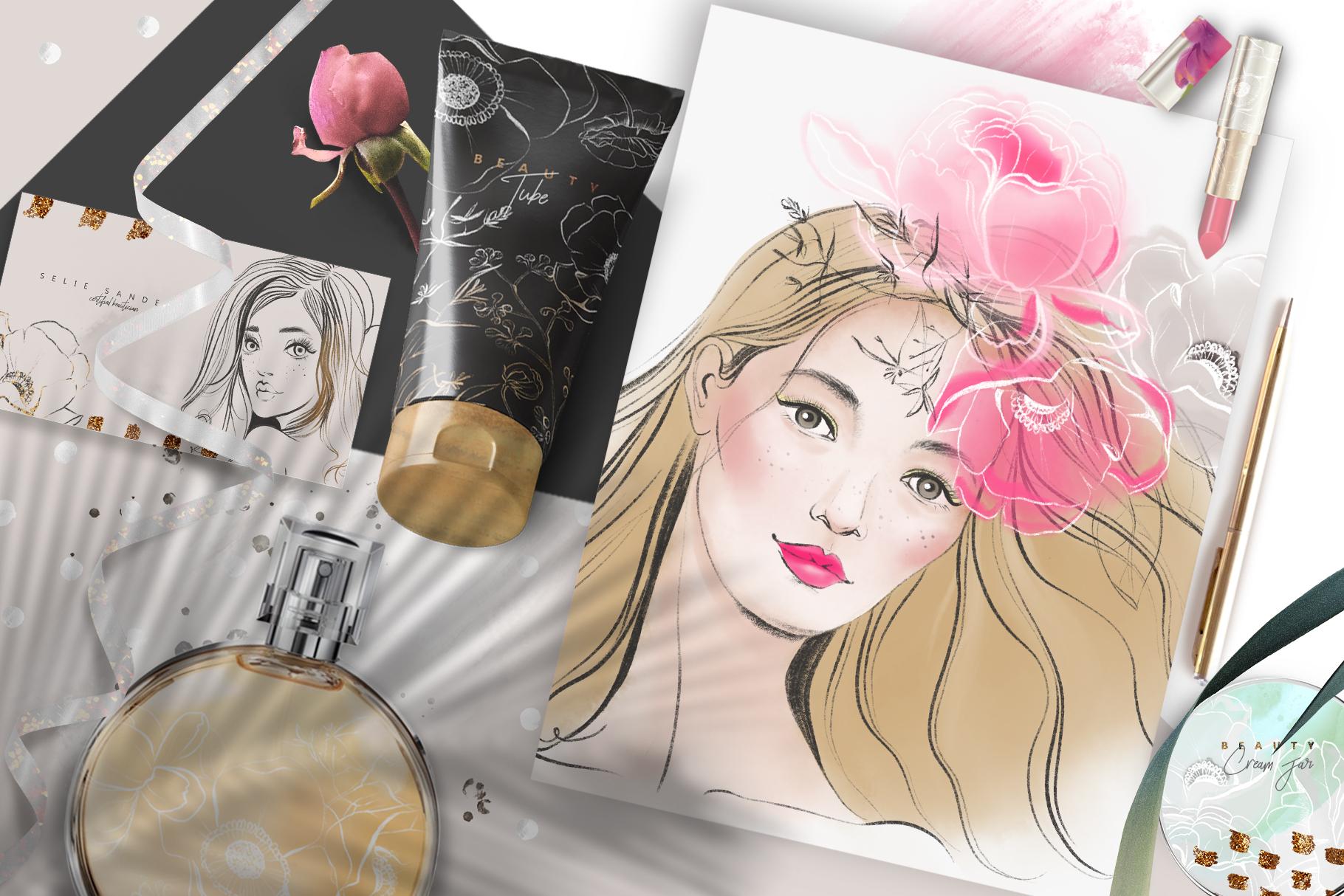 Beauty Portrait Creator example image 5