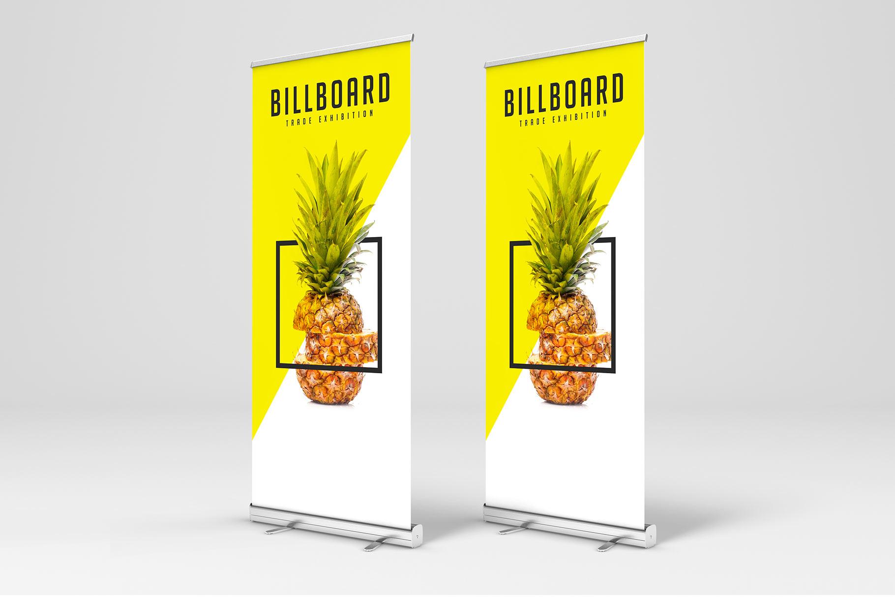 Billboard Mock-Up example image 8