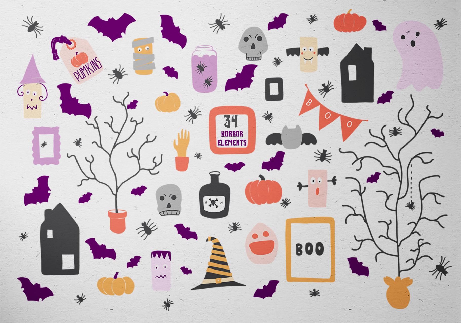Character creator - Fall holidays example image 10