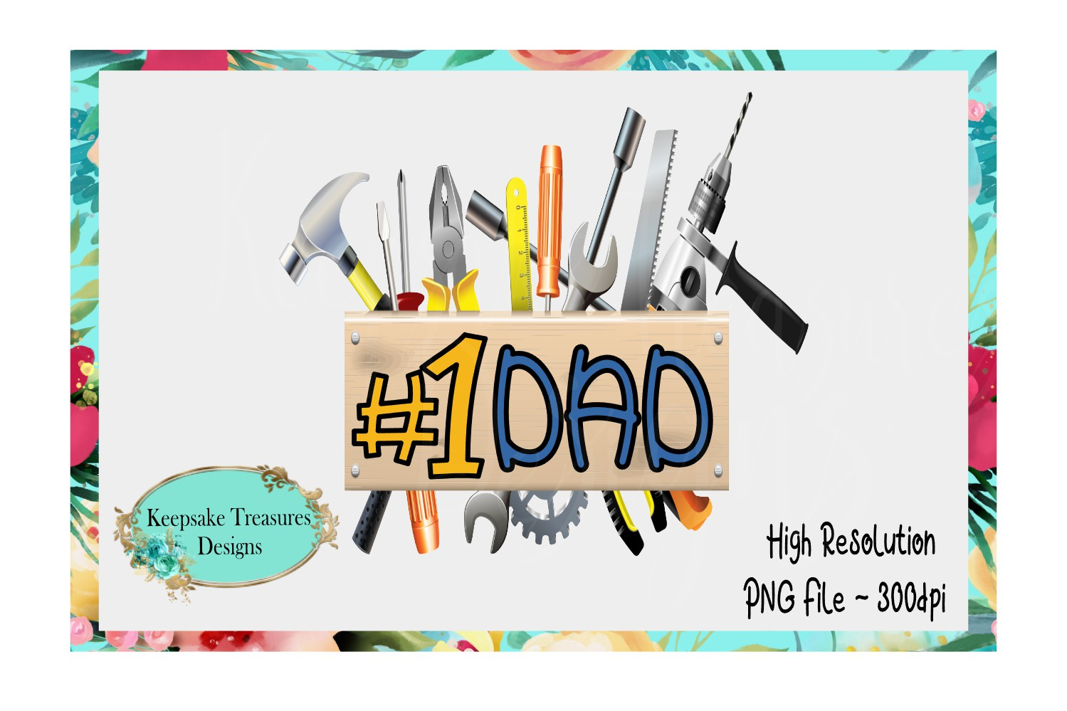 #1 DAD Tool Board example image 1