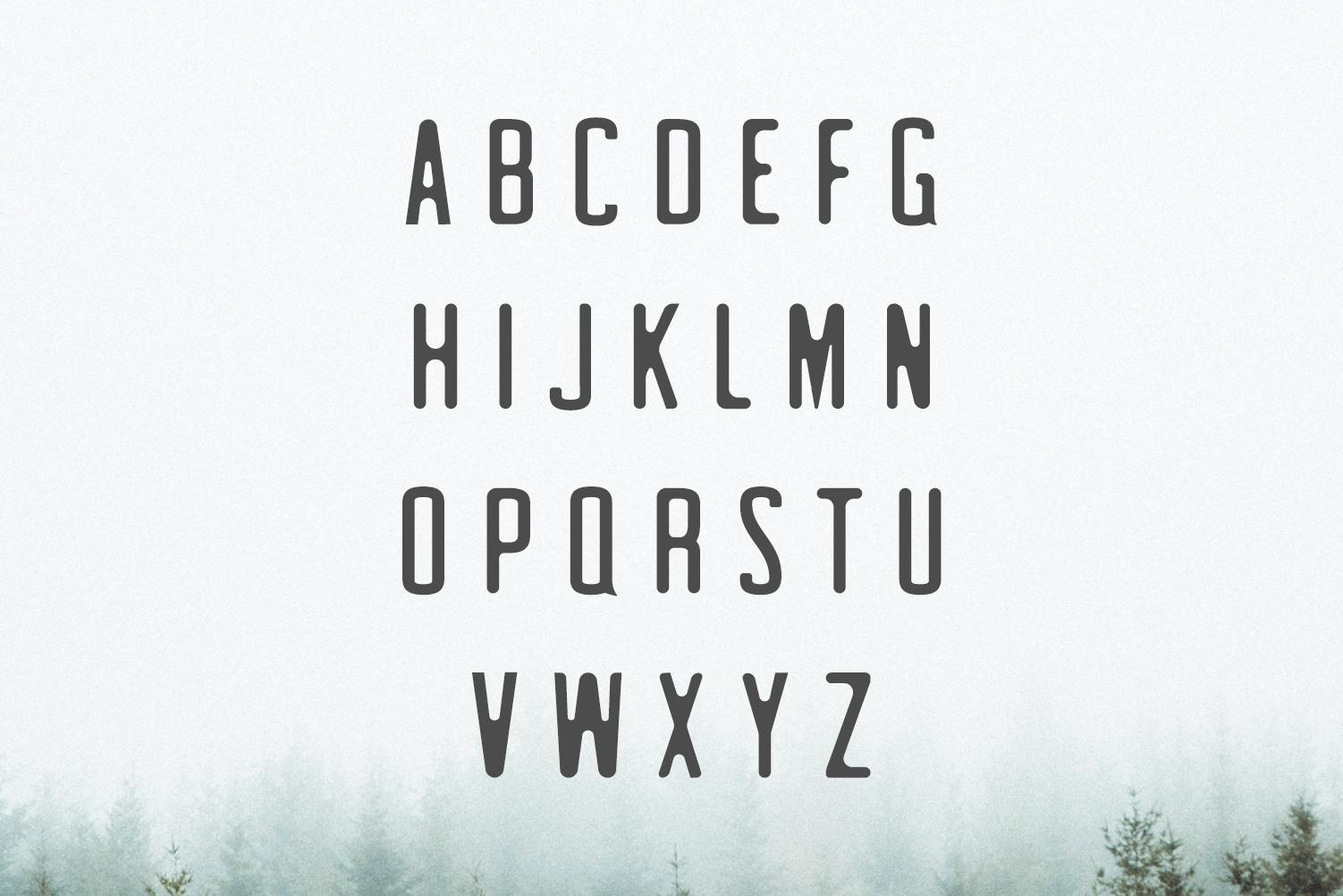 Clarra Sans Serif Font Family example image 2