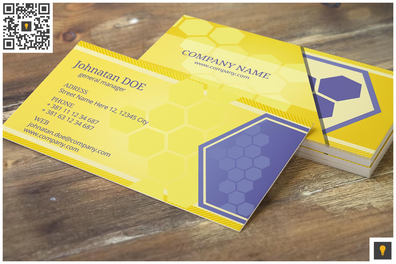 Corporate Hive Print Bundle example image 6