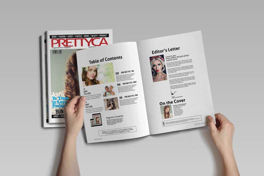 Prettyca Magazines example image 2