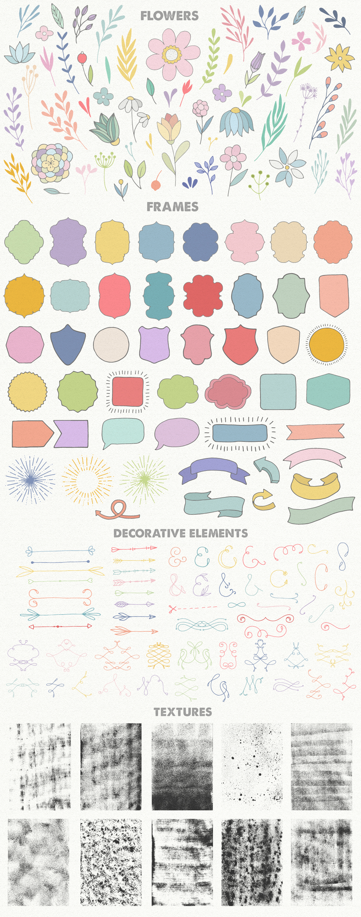 Logo Toolkit - Over 590 Elements example image 8