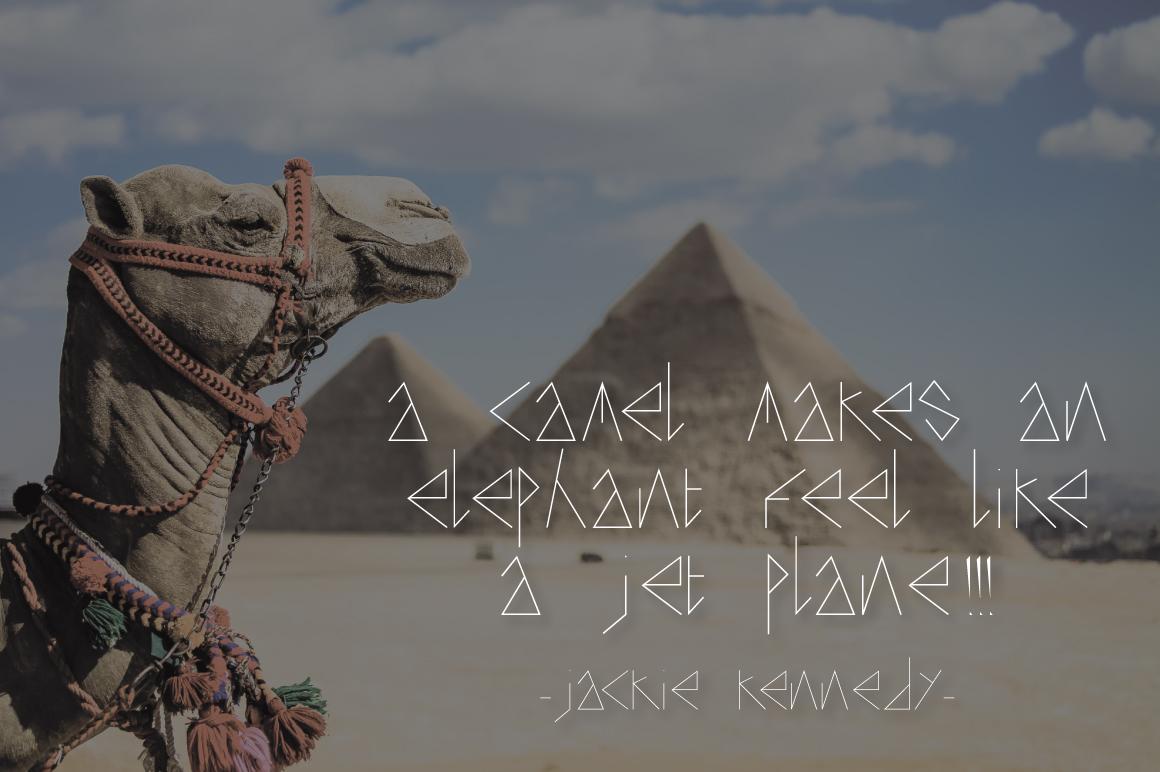Alexandria Typeface example image 3
