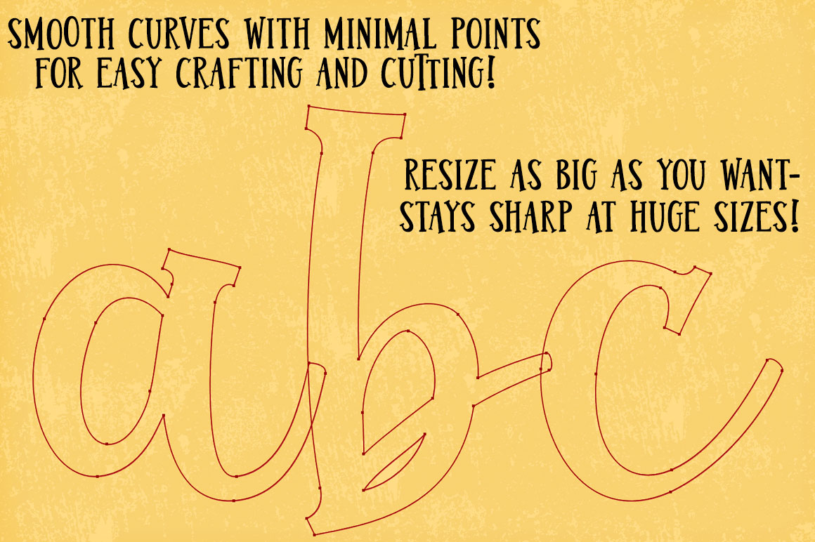 Jumbuck: smooth curves and minimal points