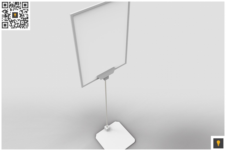 Flyer Display 3D Render example image 12