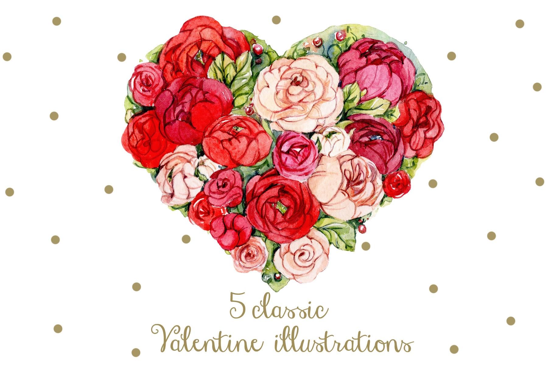Valentine day mini example image 1