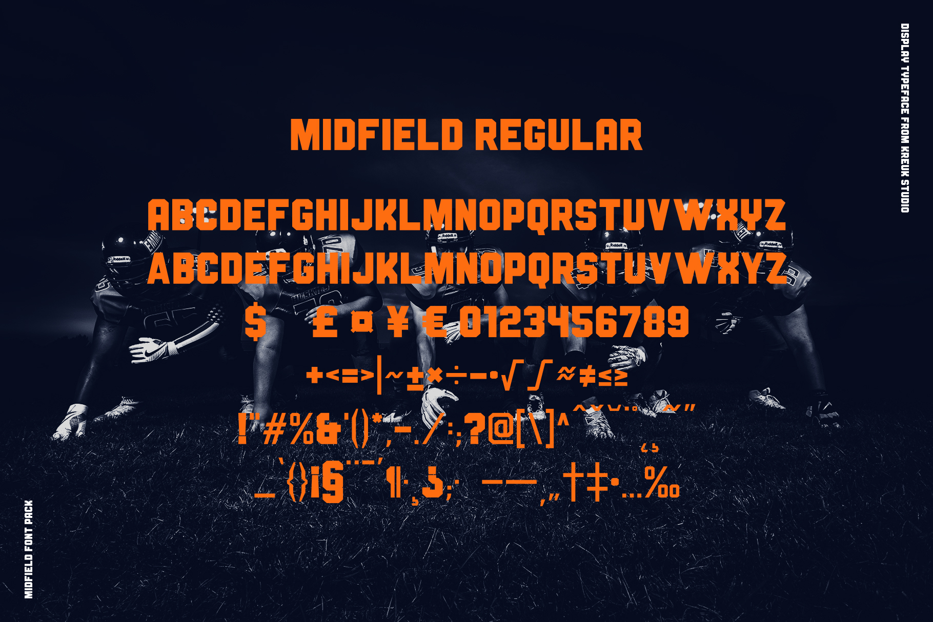 Midfield Display example image 5