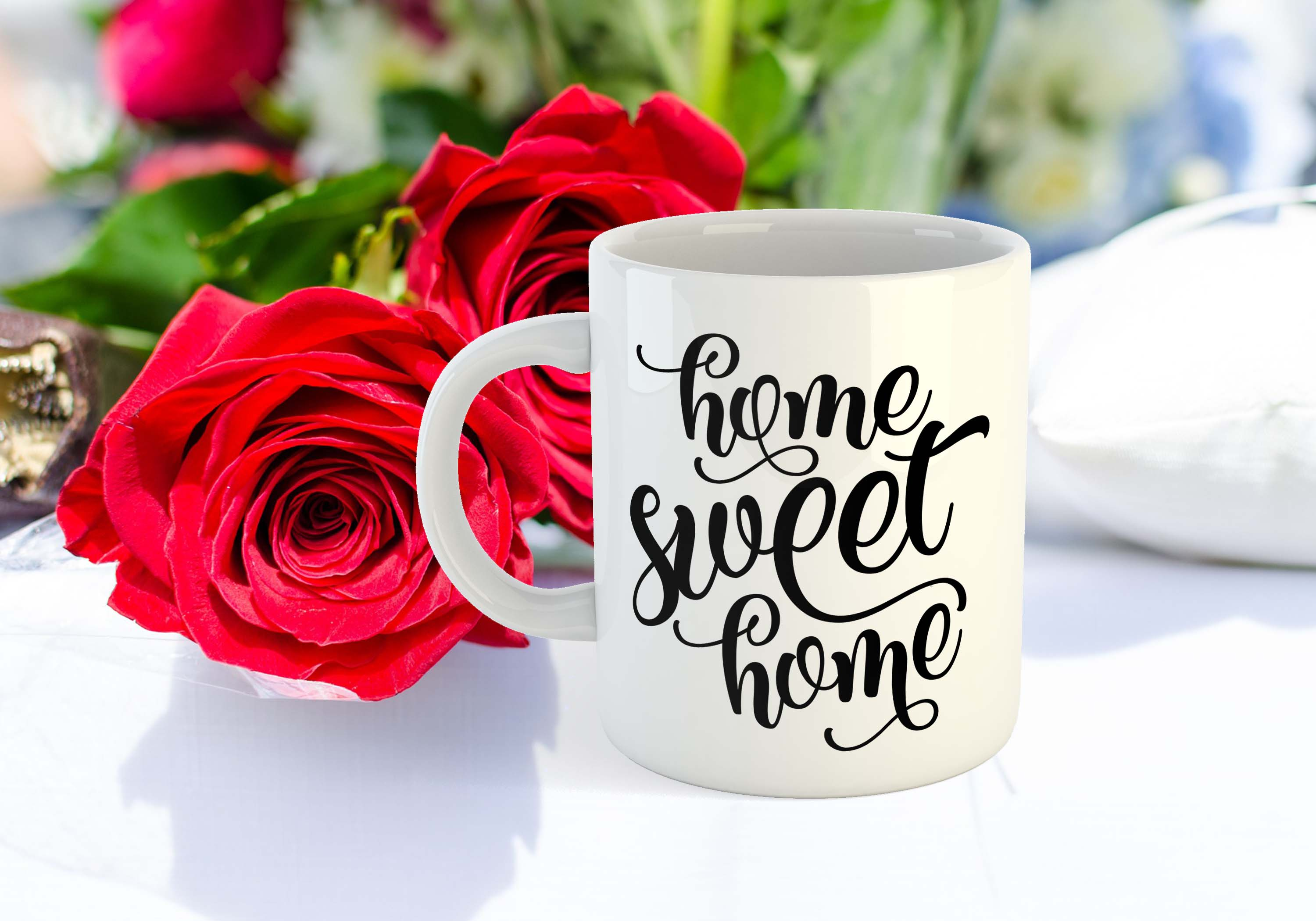 Home sweet home SVG PNG EPS DXF, Home SVG example image 2