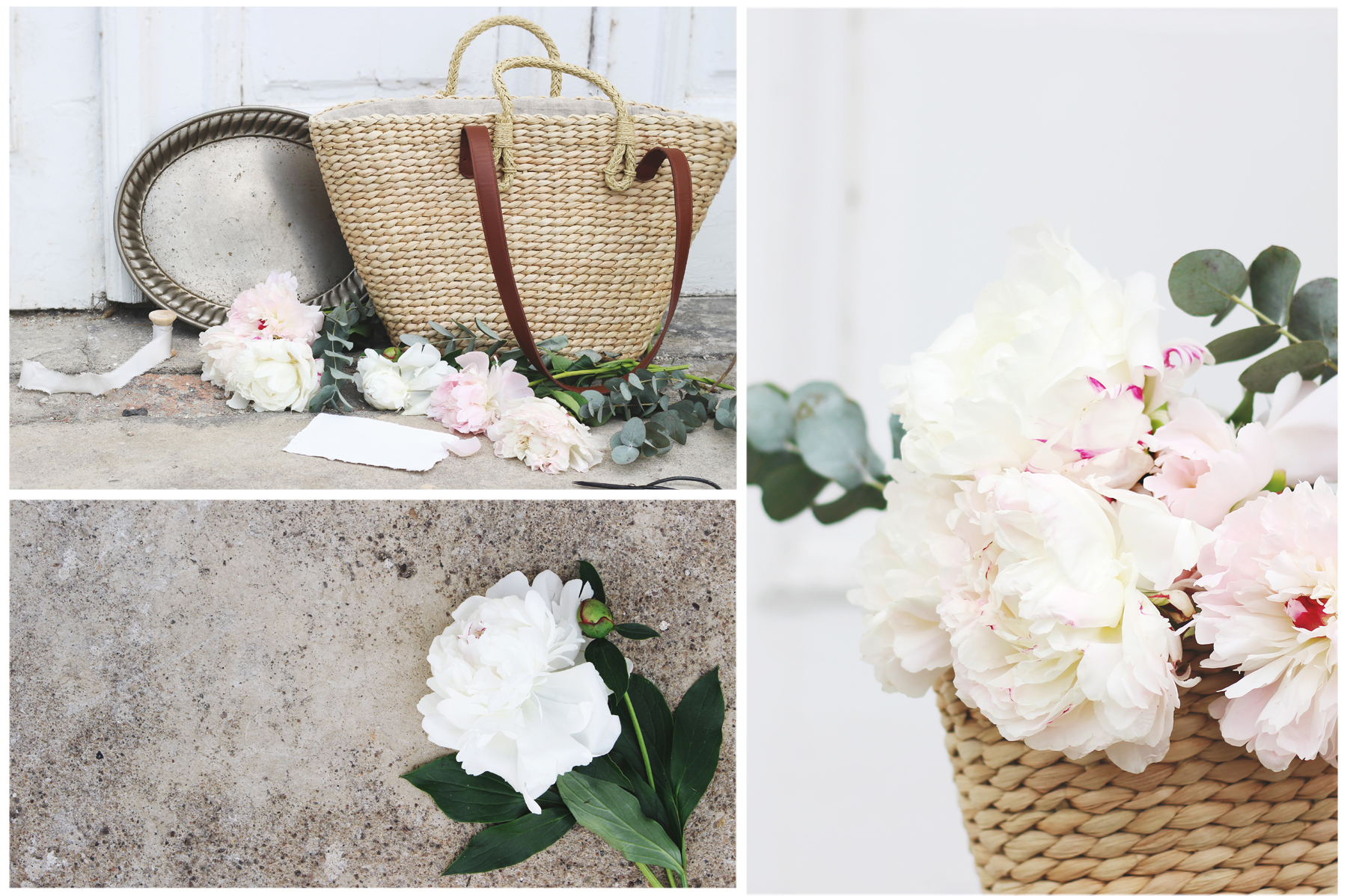 Vintage peony wedding mockups & stock photo bundle example image 9