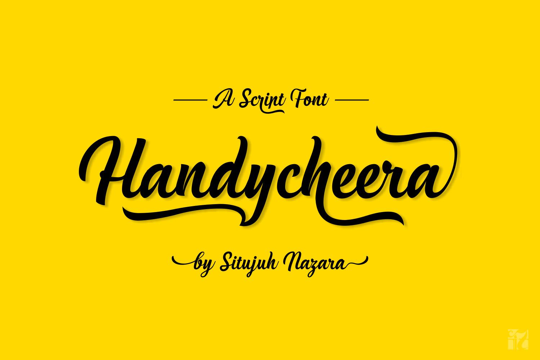 Handycheera example image 1