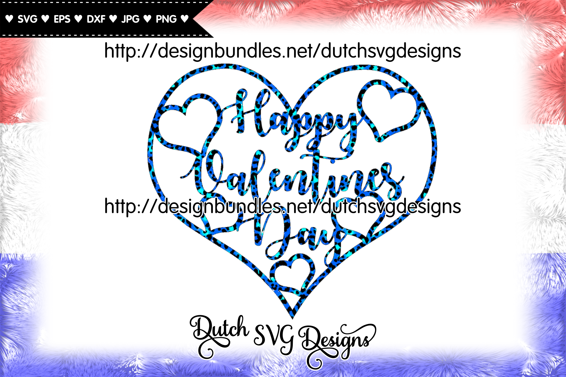 Happy Valentines Day cut file, valentine svg, heart svg example image 4