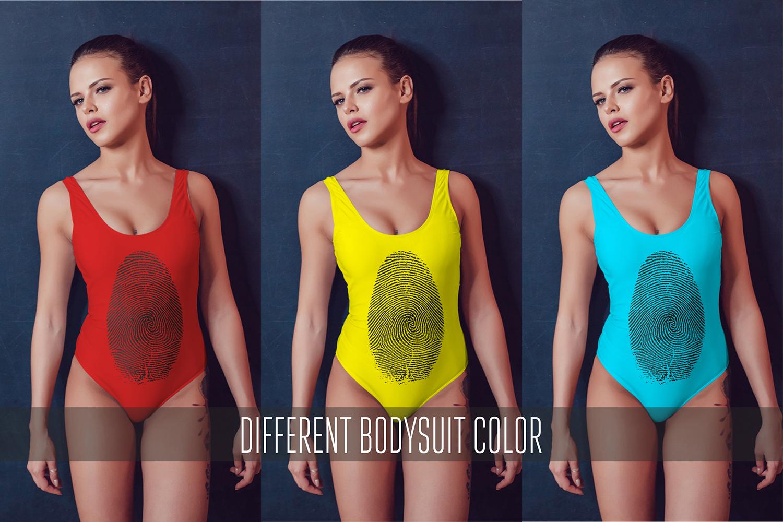 Bodysuit Mock-Up 2017 Vol.2 example image 16