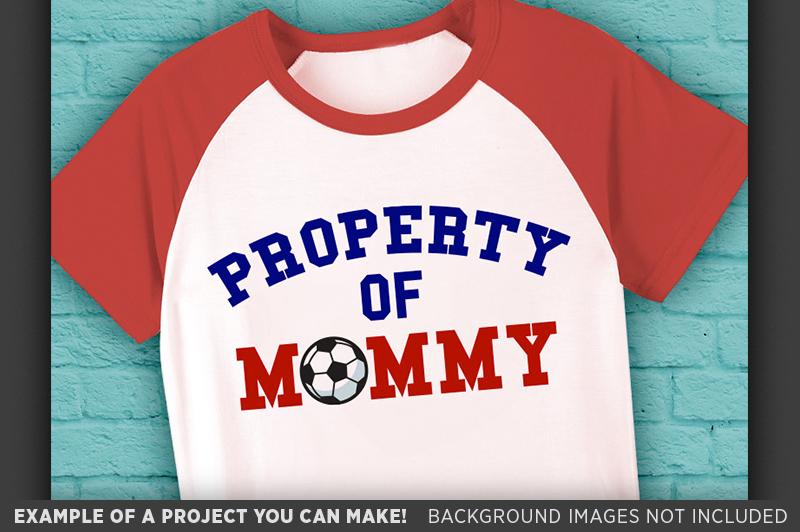 Soccer Shirt For Kids SVG - Soccer Shirt Designs - 1021 example image 2