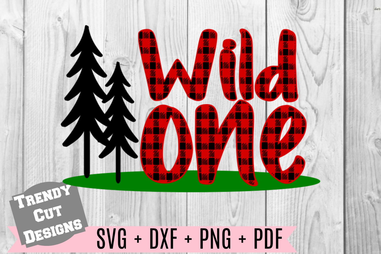 Wild One SVG example image 1