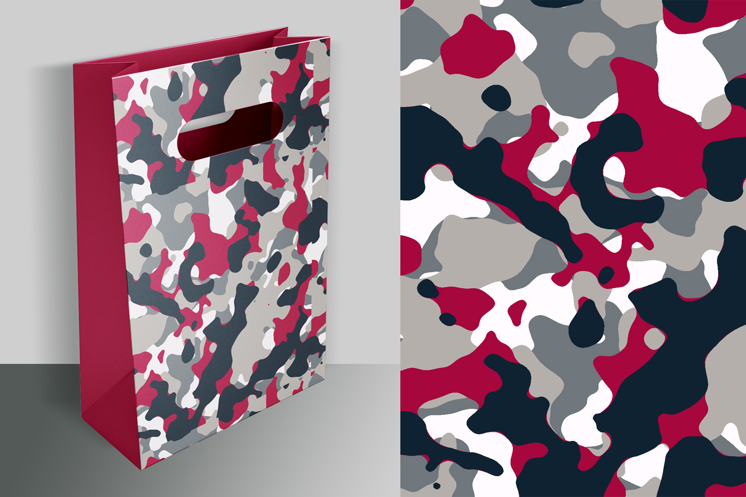 40 Alternative Camouflage Paper Designs example image 3