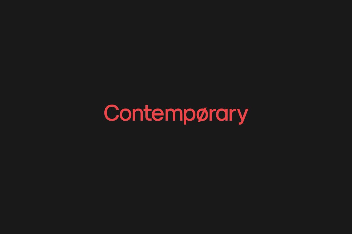 Noirden Sans Font example image 3