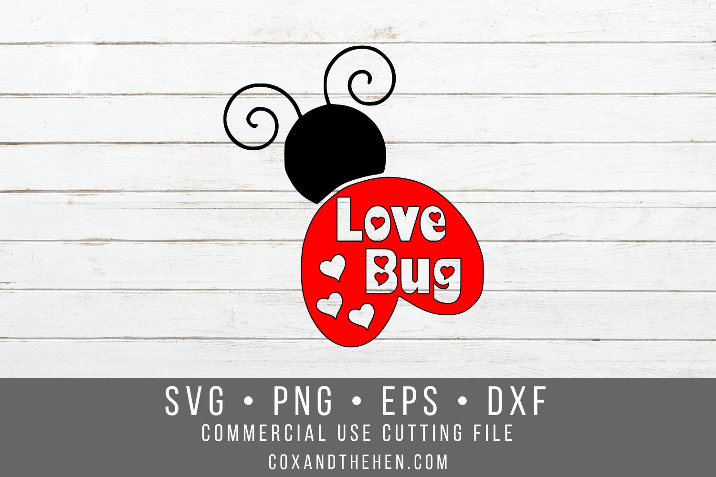 Download Love Bug SVG - Valentine's day SVG
