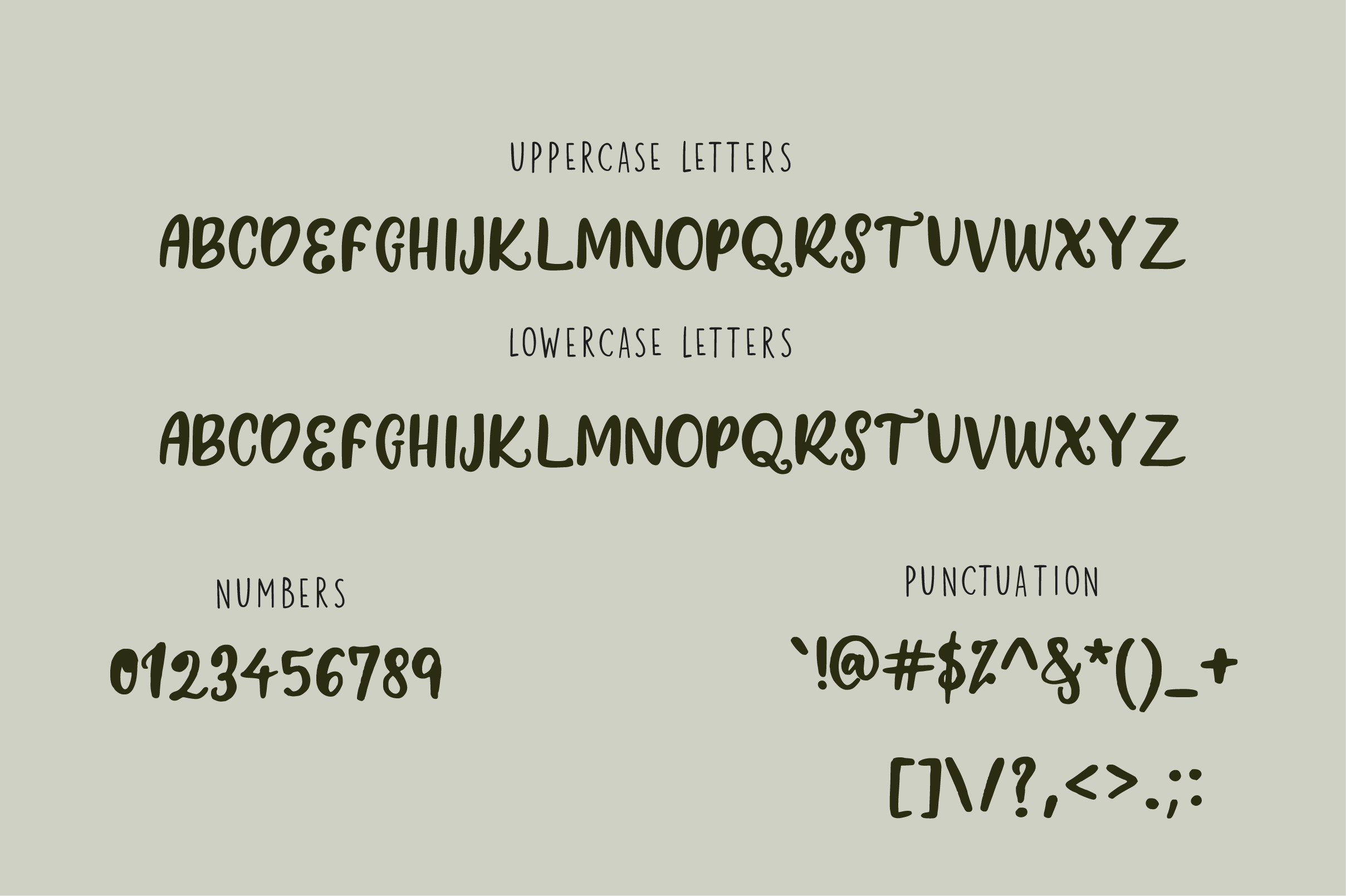 Hey Alice Font Duo example image 4