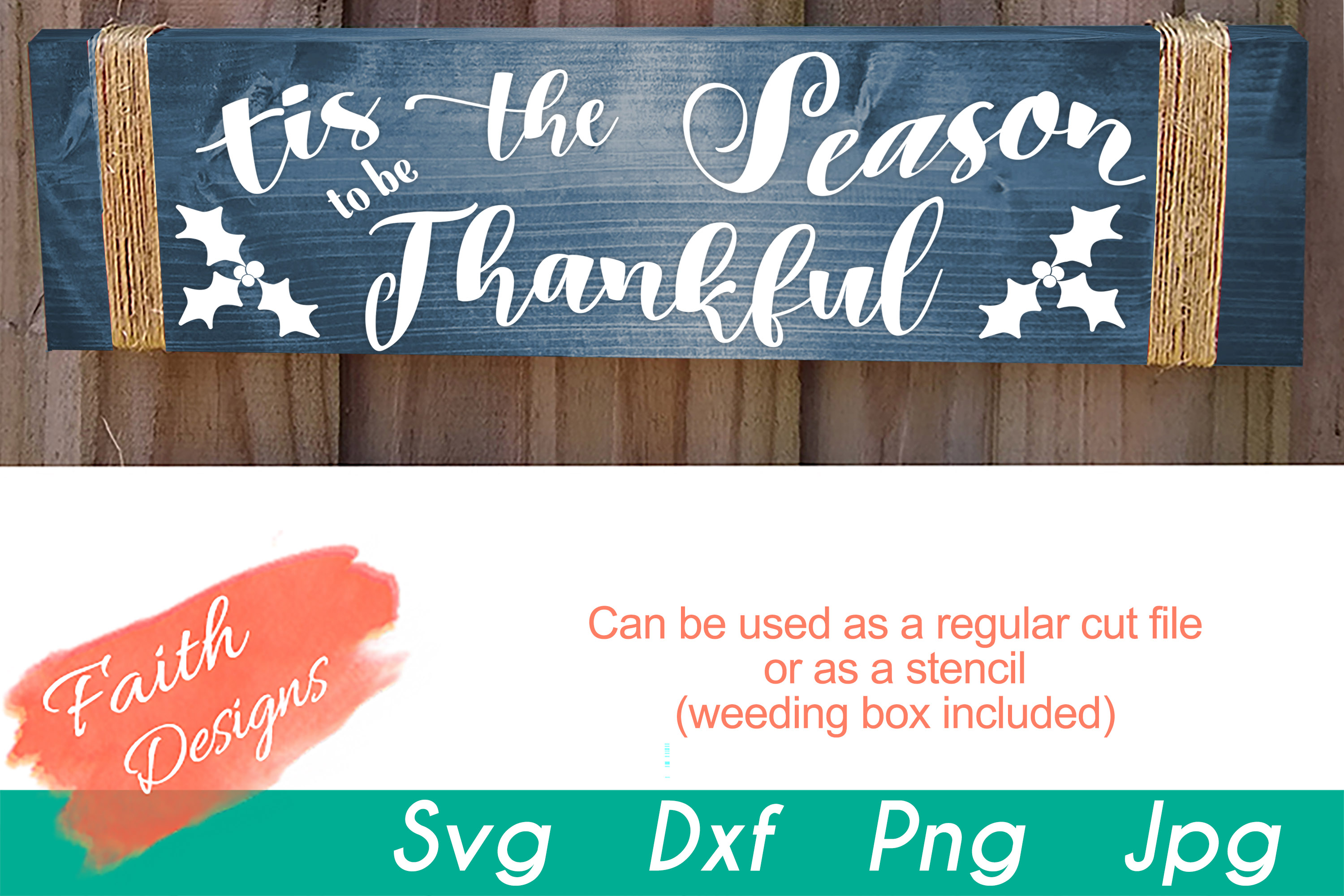 Christmas Porch Sign Bundle example image 16
