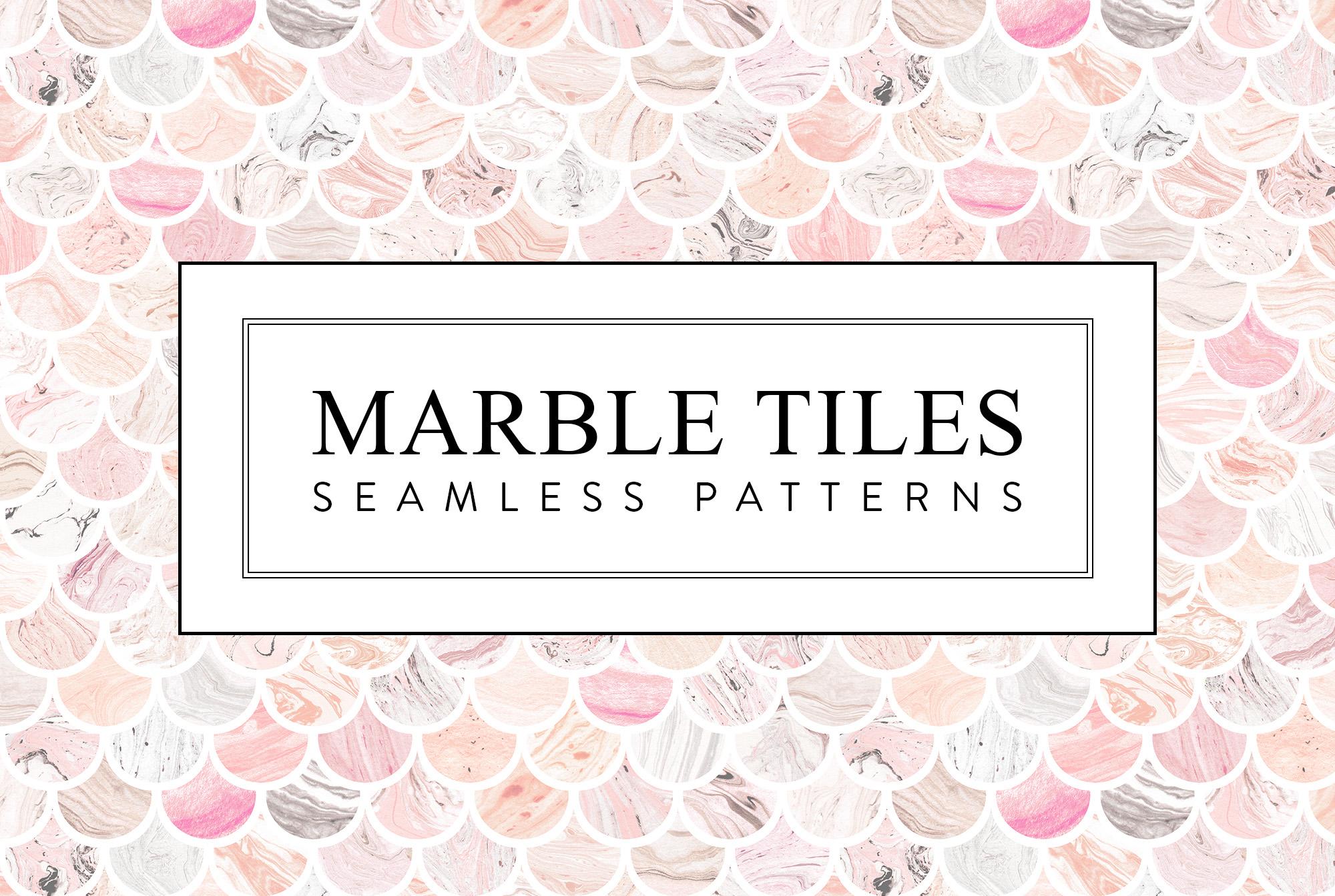 Seamless Patterns Bundle example image 8