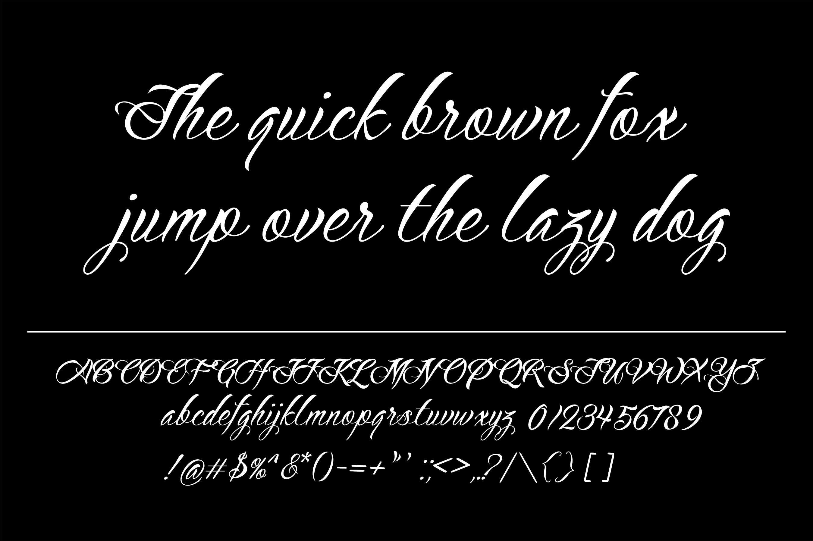 Archemy Font Script example image 3