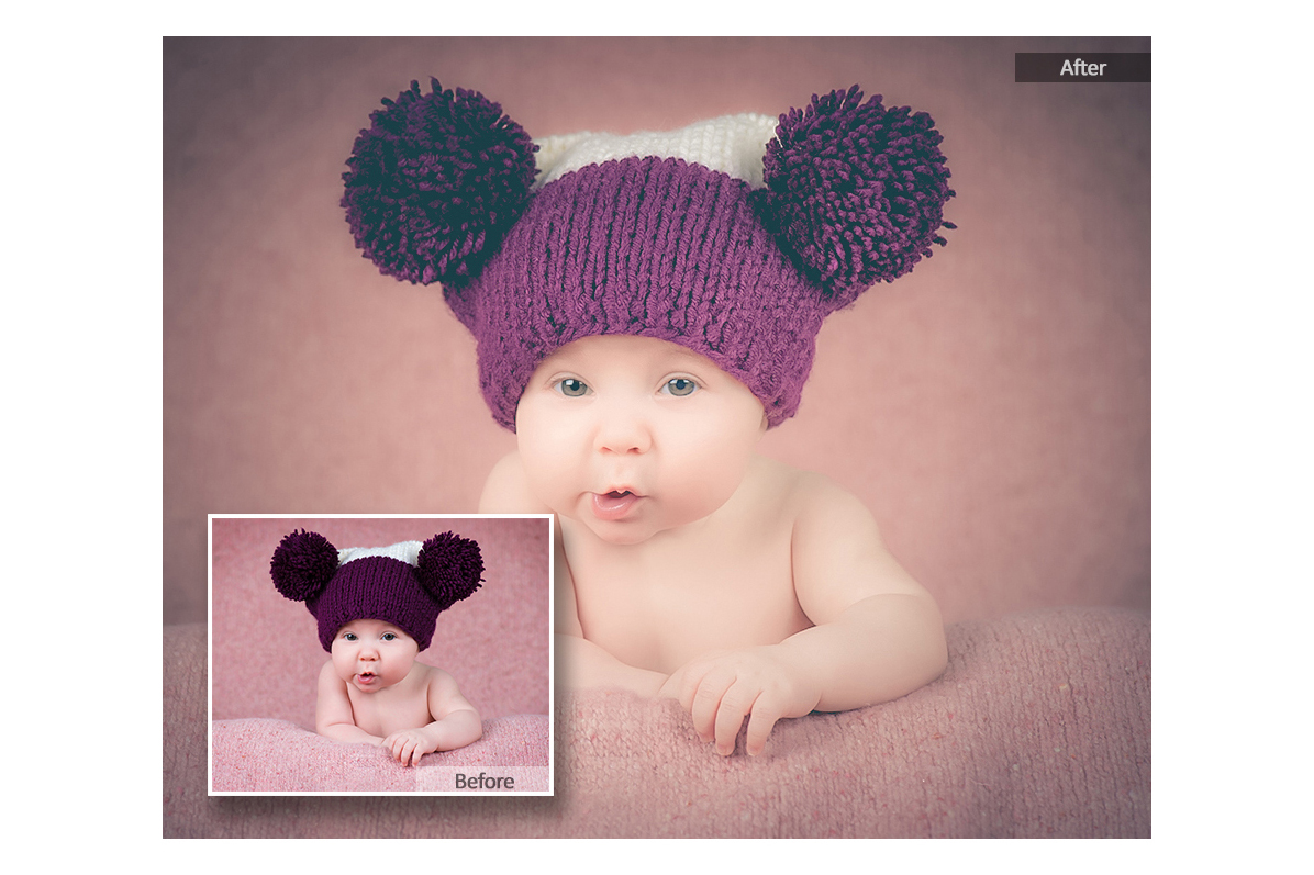 Baby Lightroom Mobile Presets Adroid and Iphone/Ipad example image 3