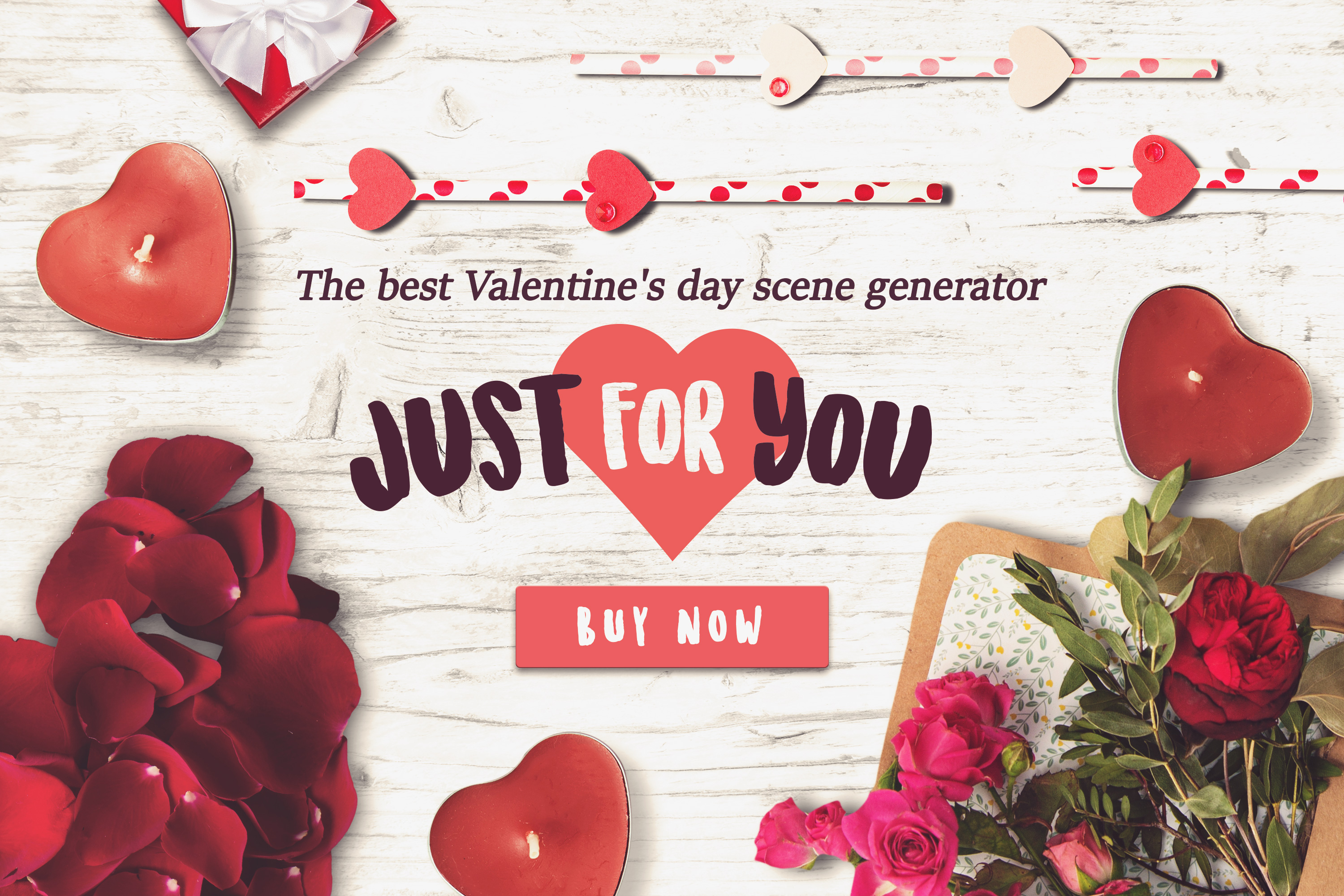 All You Need Is Love Scene Generator