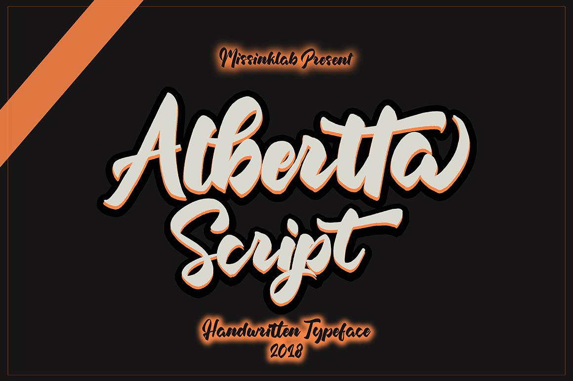 Albertta example image 1
