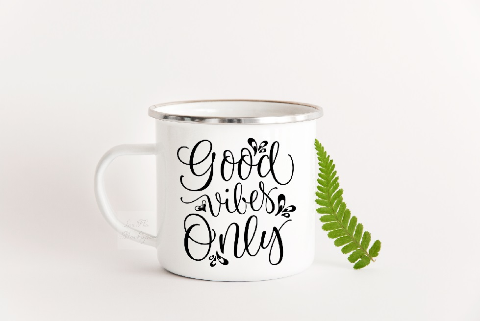 8x Enamel Bundle mockup mugs Camp tin mug rustic mockups example image 9