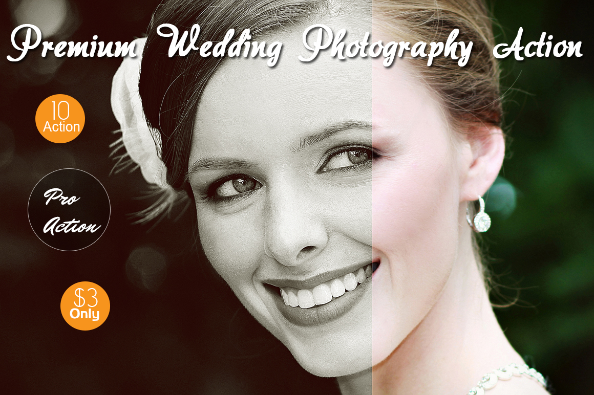 10 Premium Wedding Photography Action example image 8