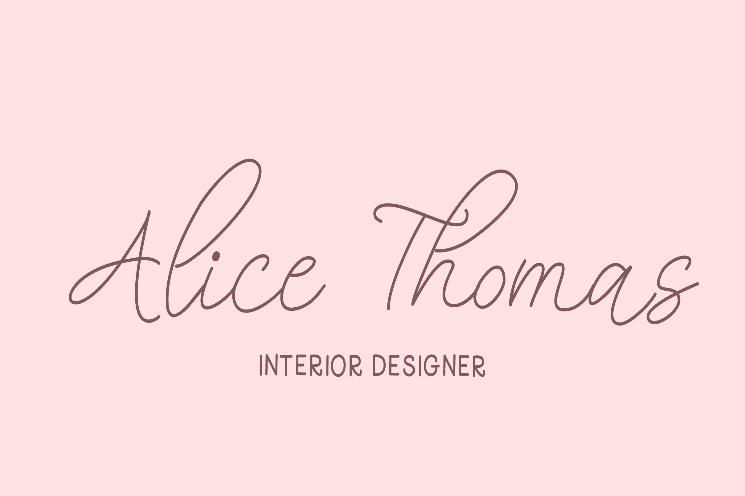 That Girl Font Duo example image 3