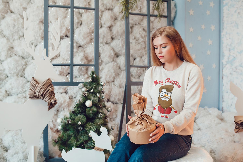 Christmas Sweatshirt Mock-Up Vol.2 example image 9